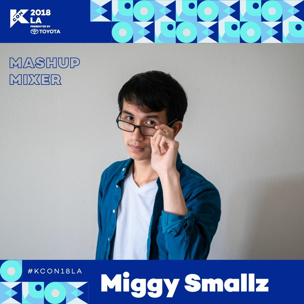 Miggy Smallz [#KCON18LA Special Guest] - KCON USA OFFICIAL SITE