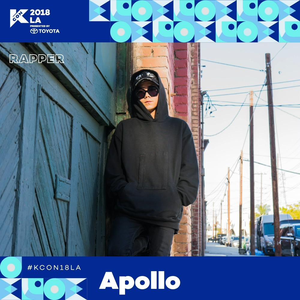 Apollo [#KCON18LA Special Guest] - KCON USA OFFICIAL SITE