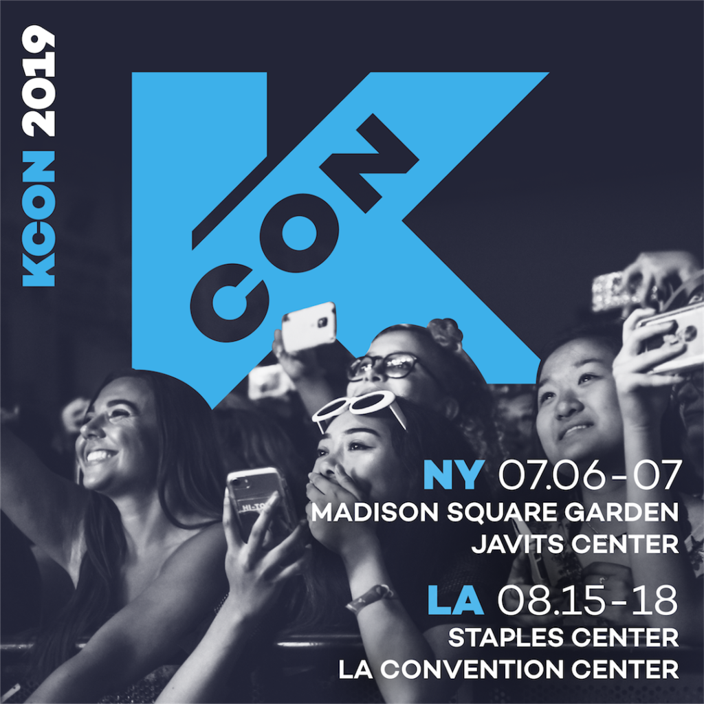 a09fc1fe1fa KCON 2019 USA  NEW Dates   Venues Revealed! - KCON USA OFFICIAL SITE