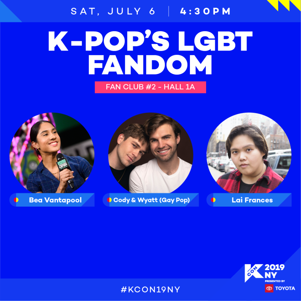K-Pop's LGBT Fandom - KCON USA OFFICIAL SITE